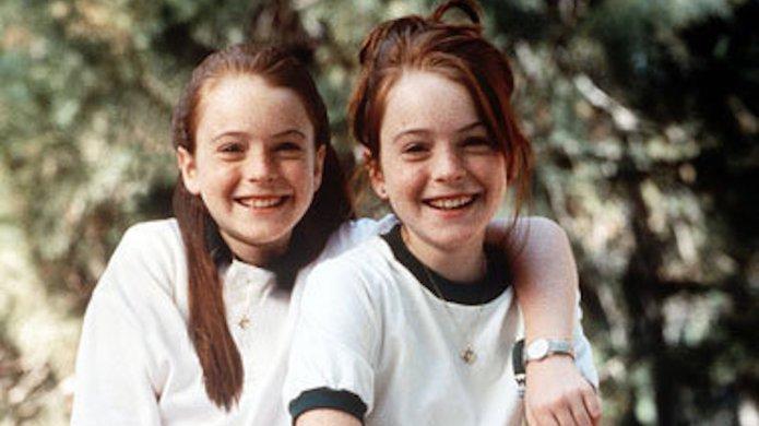 Photo of Lindsay Lohan as Hallie