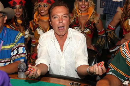 David Cassidy pleads not guilty to