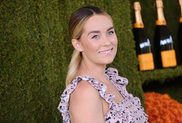 Lauren Conrad attends the 8th annual Veuve Clicquot Polo Classic