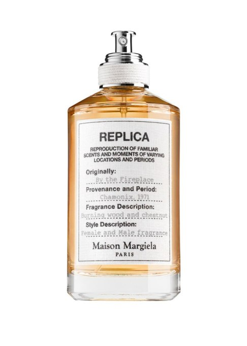 Fragrances That Smell Like Winter | Maison Margiela Replica By The Fireplace