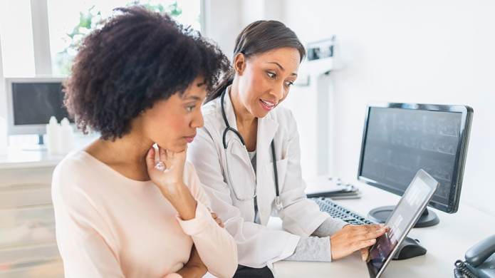 Cervical cancer death rates much higher