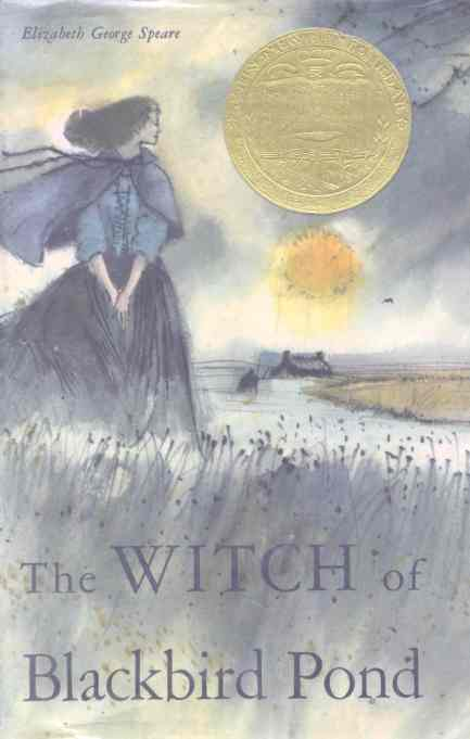 Books for girls: The Witch of Blackbird Pond