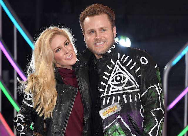 Heidi Montag and Spencer Pratt evicted from the Celebrity Big Brother house