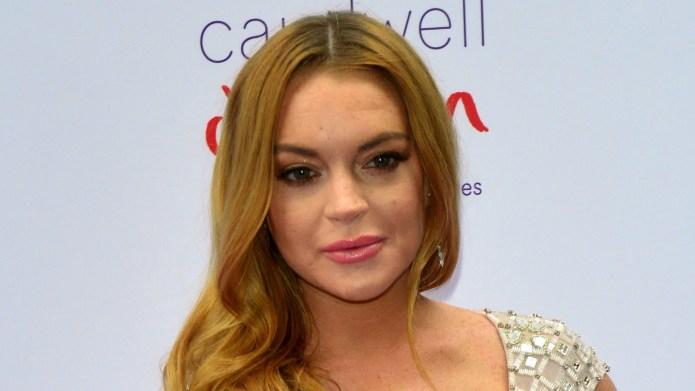 Believe it or not, Lindsay Lohan