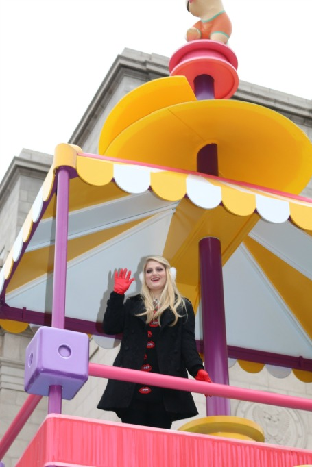 Macy's Thanksgiving Day Parade: Meghan Trainor