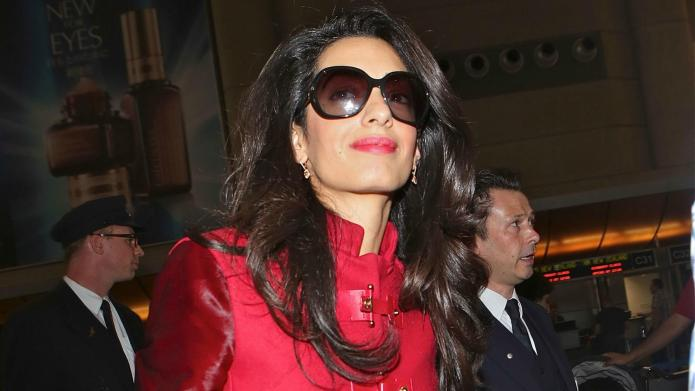 5 Times Amal Clooney has shown