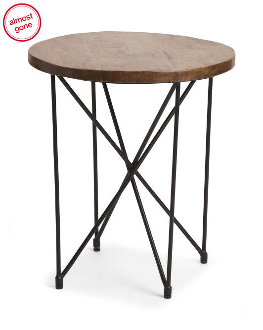 Classic Concepts Ace round end table