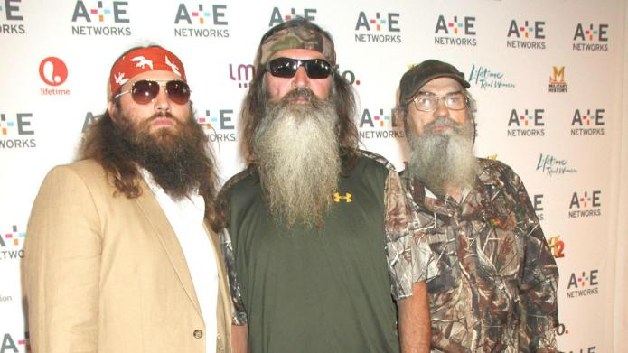VIDEO: Duck Dynasty star preaches anti-gay