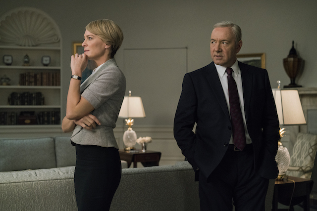 Ranking Netflix's summer releases: 'House of Cards'