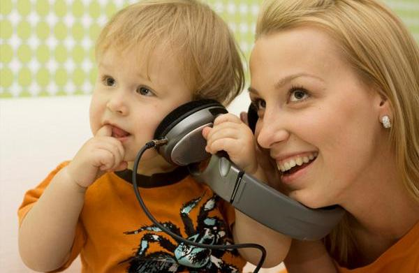 Bring music into your baby's life