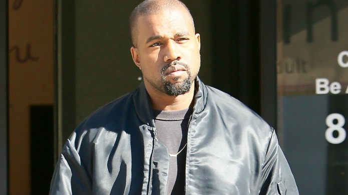 Kanye West reacts to claims his