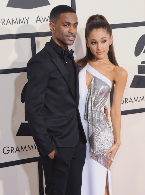 Celebrity couples who were friends first: Ariana Grande & Big Sean