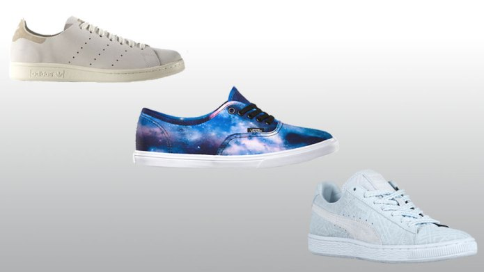 11 cute sneakers for your athleisure