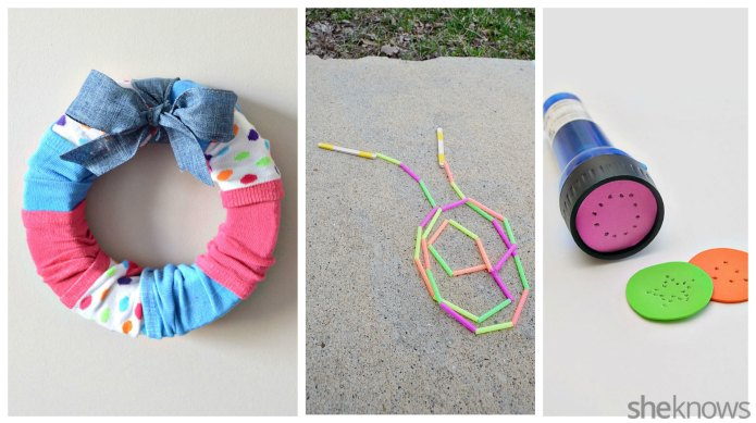 Dollar store crafts for kids that