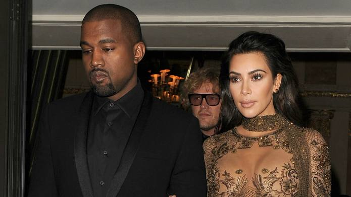 Kanye West's homecoming from hospital was