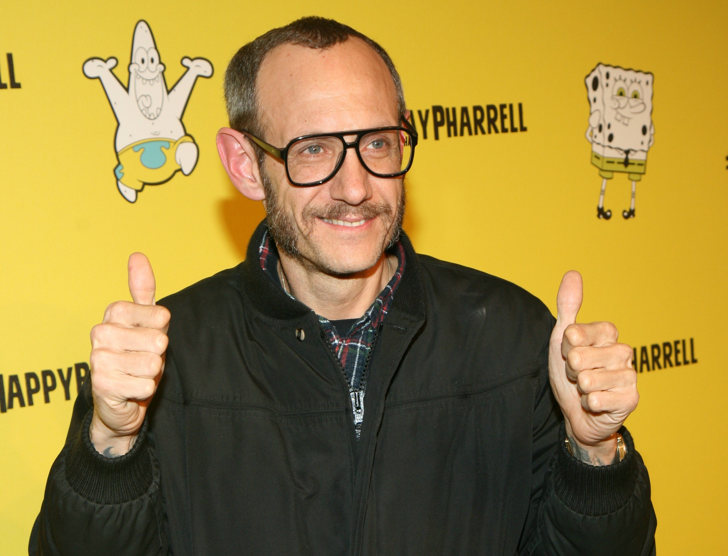 Terry Richardson finds himself in hot water over a sexual text