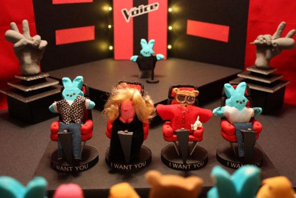 The Voice Peeps