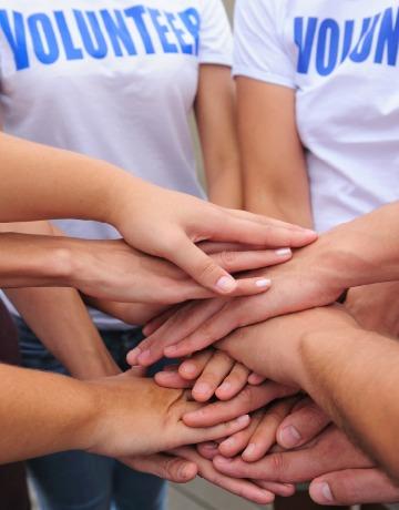 Volunteering together