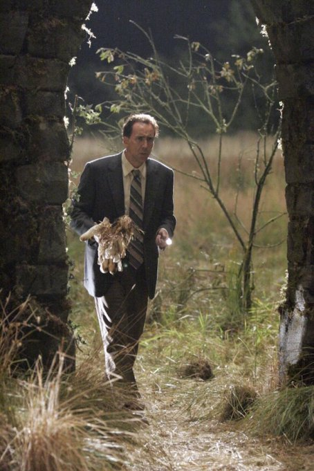 Nicholas Cage in The Wicker Man is so bad it's good