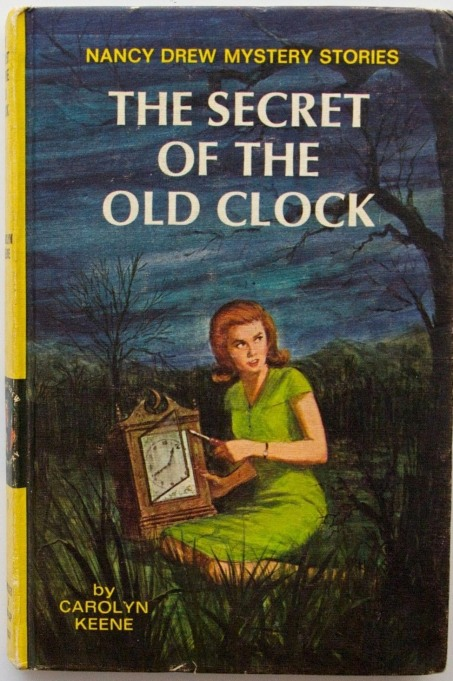 Books for girls: The Secret of the Old Clock