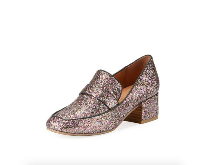 Chic Pairs Of Party Shoes | Gentle Souls Loafer at Neiman Marcus