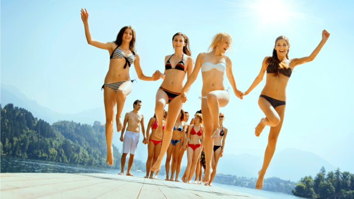 Get the perfect swimsuit for your