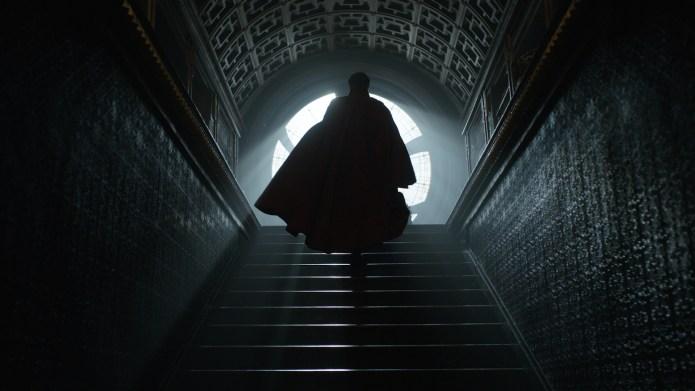 Marvel's DOCTOR STRANGE..Doctor Stephen Strange (Benedict