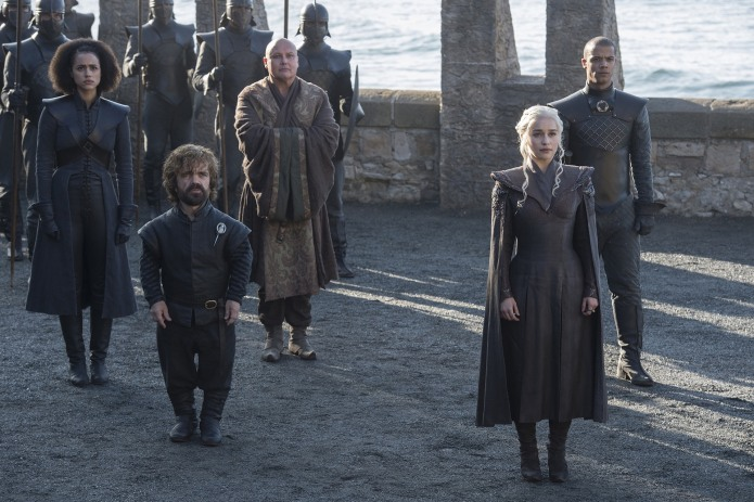 The Newest Game of Thrones Season
