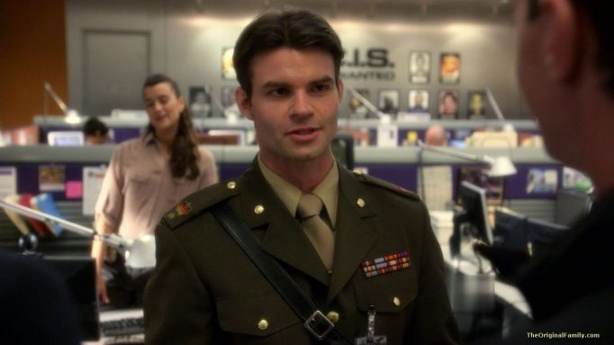Daniel Gillies on 'NCIS'