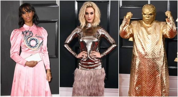 Fashion at the Grammy Awards 2017