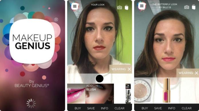 L'Oréal's new makeup app is a