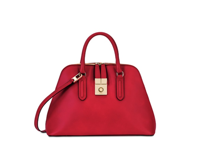 Holiday Outfit Color Combos | Top Handle Bag