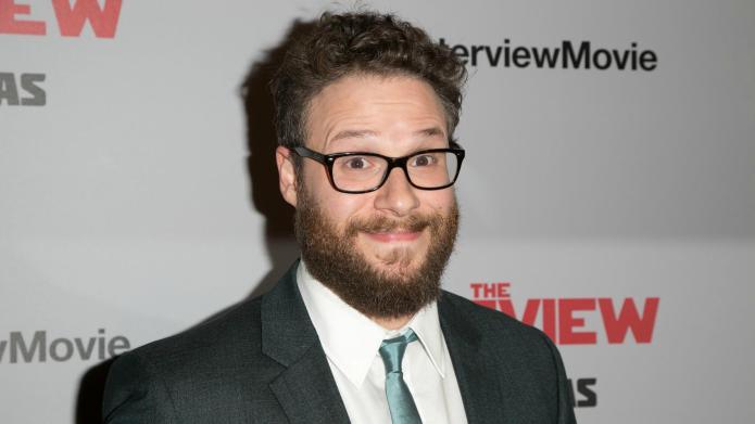 Seth Rogen, Michael Moore slam American