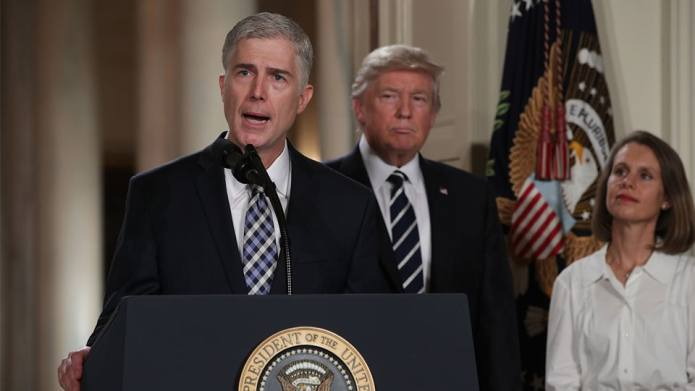 What President Trump's Supreme Court Pick