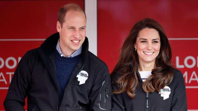 Kate Middleton and Prince William's Takeout