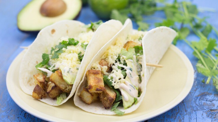Taco Tuesday: 10 Potato tacos you