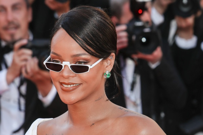 Rihanna Slid Into This Fan's DMs