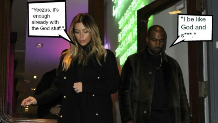 5 Reasons Kanye West shouldn't run