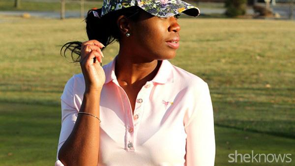 How to make golf wear look