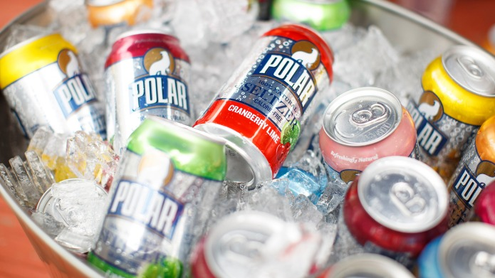 Polar Seltzer Released Mythical New Flavors,