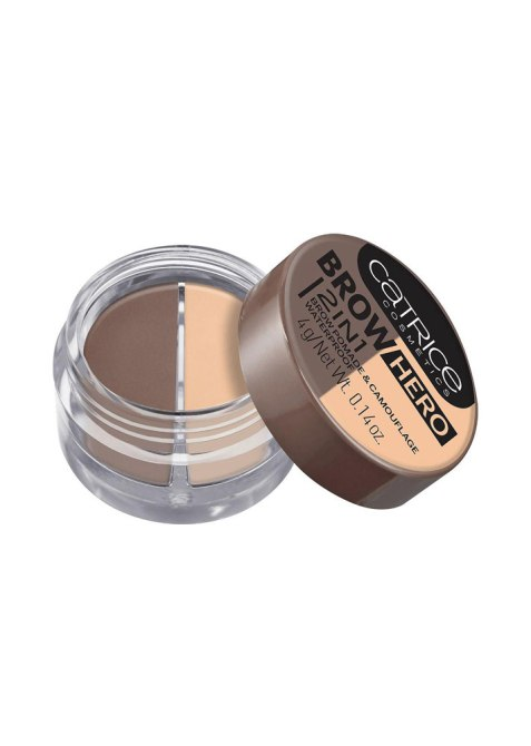Catrice Cosmetics Brow Hero 2-In-1 Brow Pomade & Camouflage