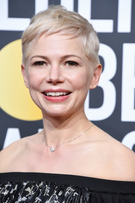 Celebrity Pixie Cuts | Michelle Williams