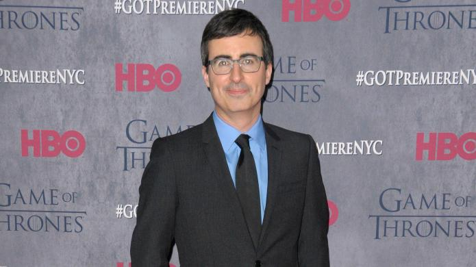 John Oliver is right about a