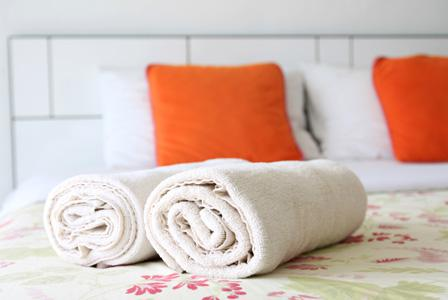 How to prepare guest room and