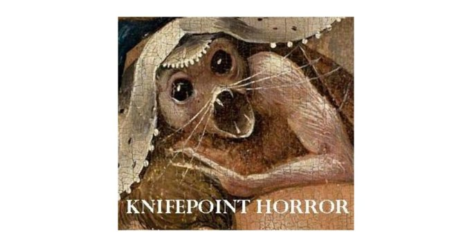 Spooky Podcasts: Knifepoint Horror