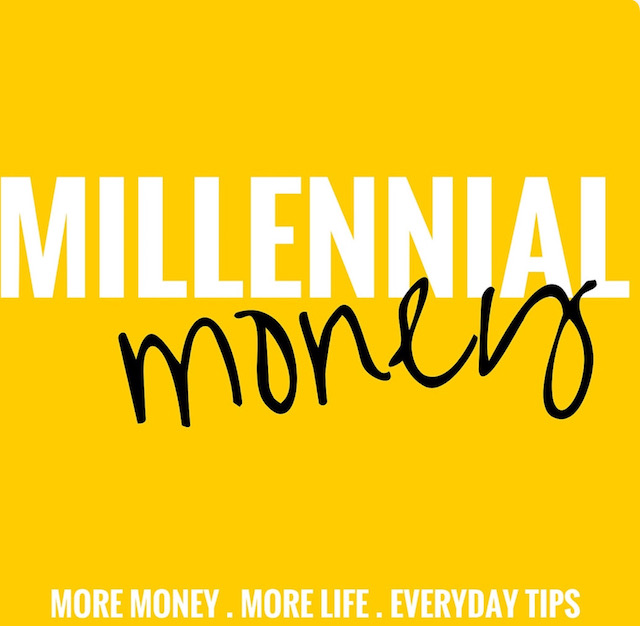 Cover art for 'Millennial Money' podcast