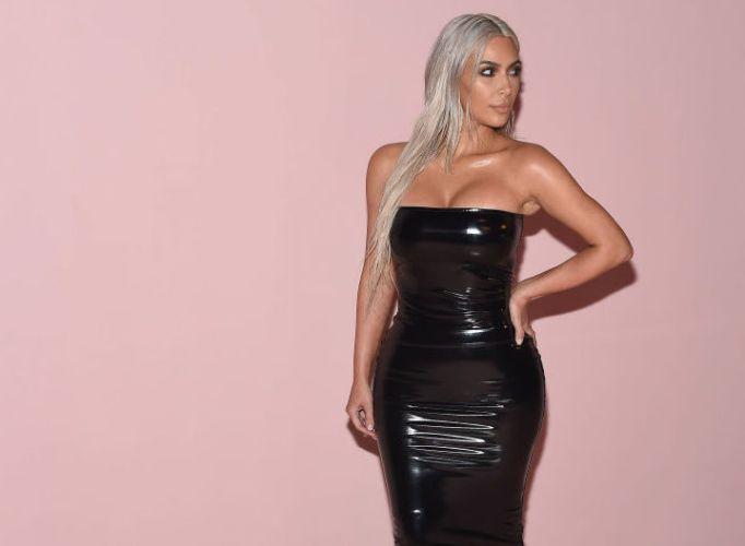 Celebs at NYFW 2017: Kim Kardashian