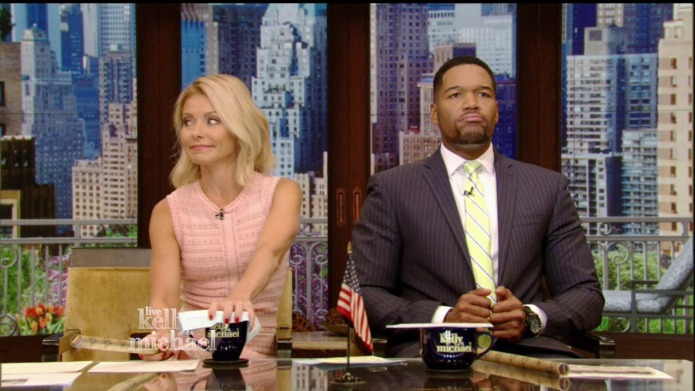 We're secretly hoping Kelly Ripa lets