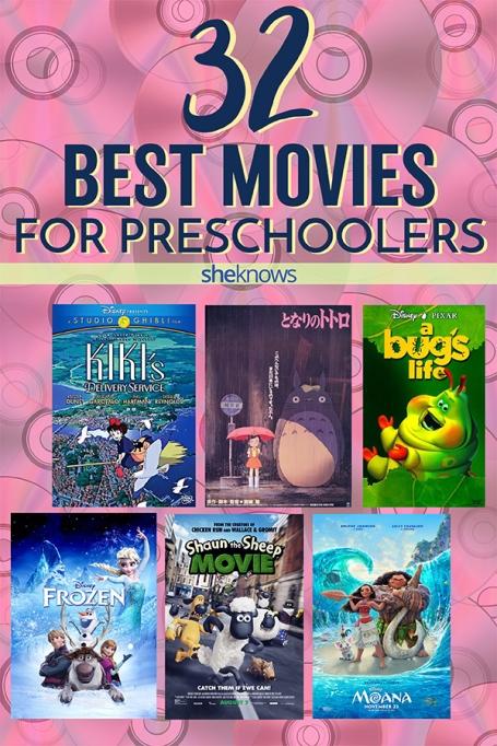 Movies Your Preschooler Will Love