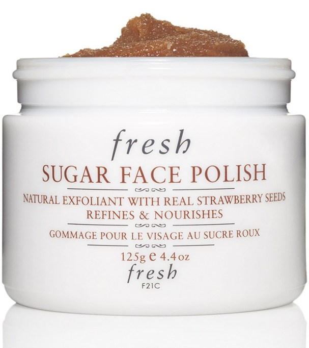 The Best, Most-Gentle Facial Scrubs: Fresh Sugar Face Polish | Summer Skincare 2017